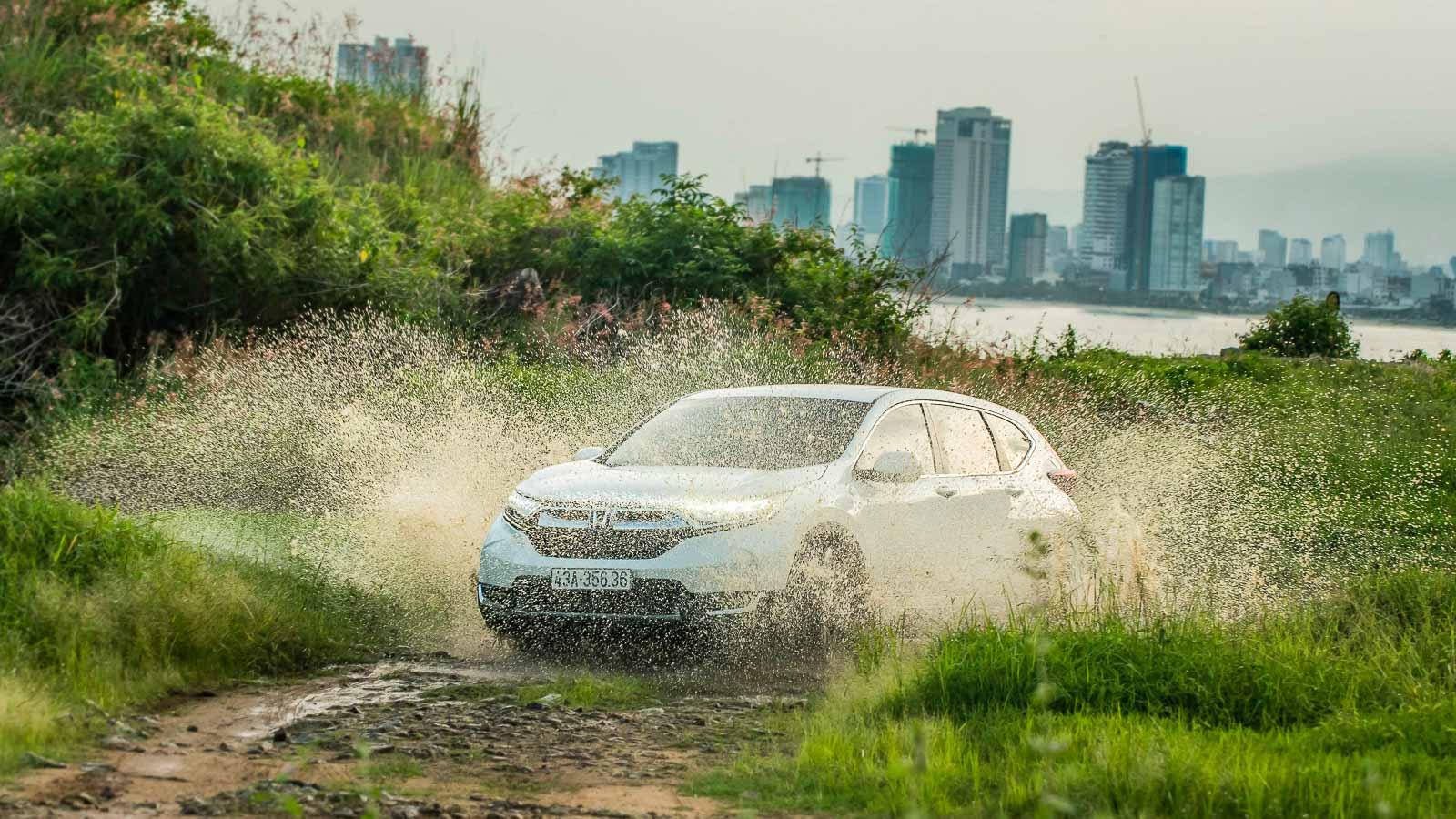Ấn tượng với doanh số Honda CR-V trong tháng 5
