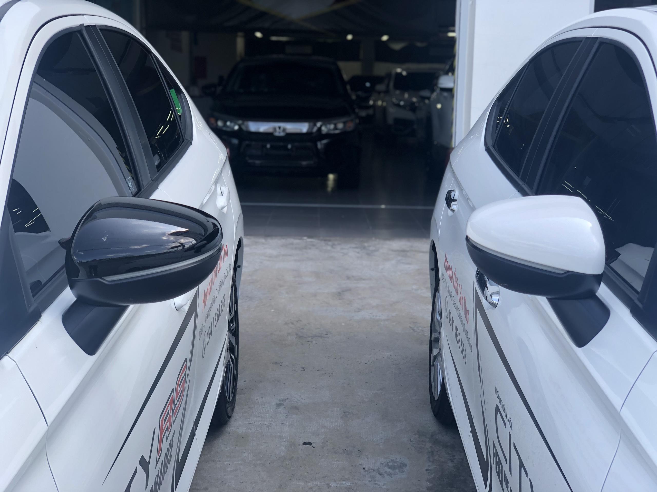 Honda City bản RS và bản L khác nhau những gì? Mà chênh lệch nhau 30tr